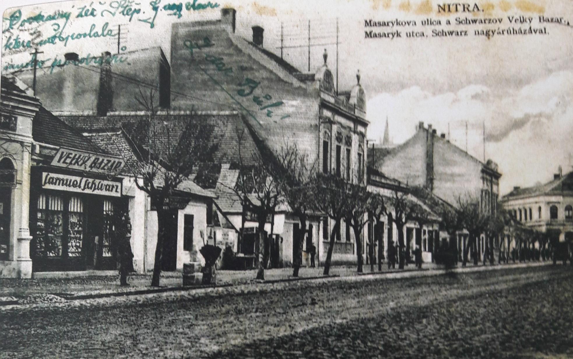 tefánikova_trieda_okolo_roku_1923