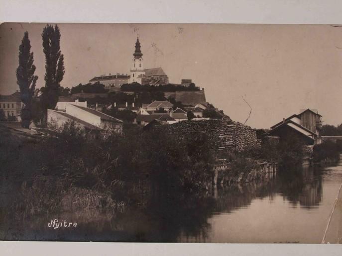vodník_na_nitrianskom_hrade