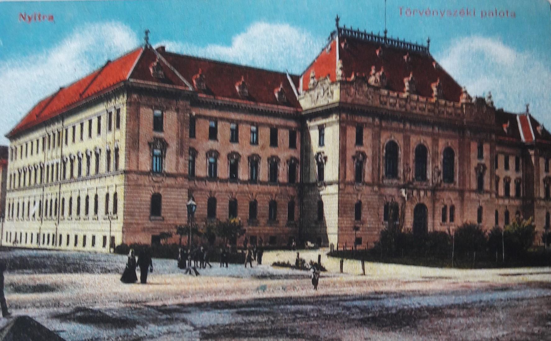 Budova_súdu_okolo_roku_1910