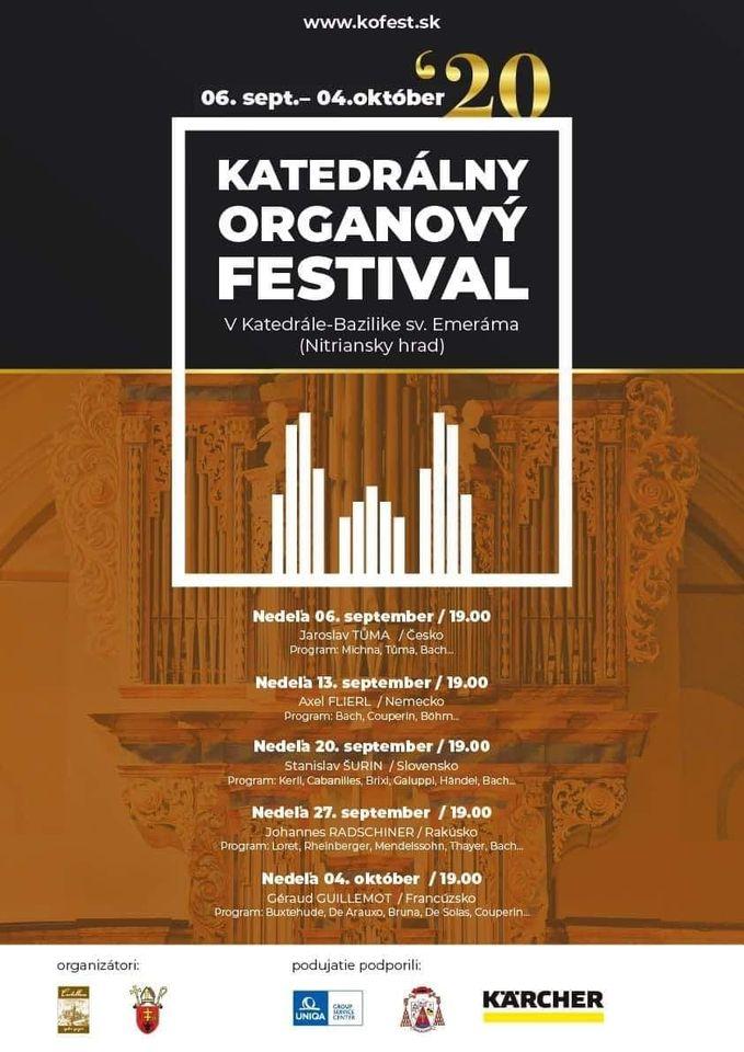 Katedrálny_organový_festival_Nitra