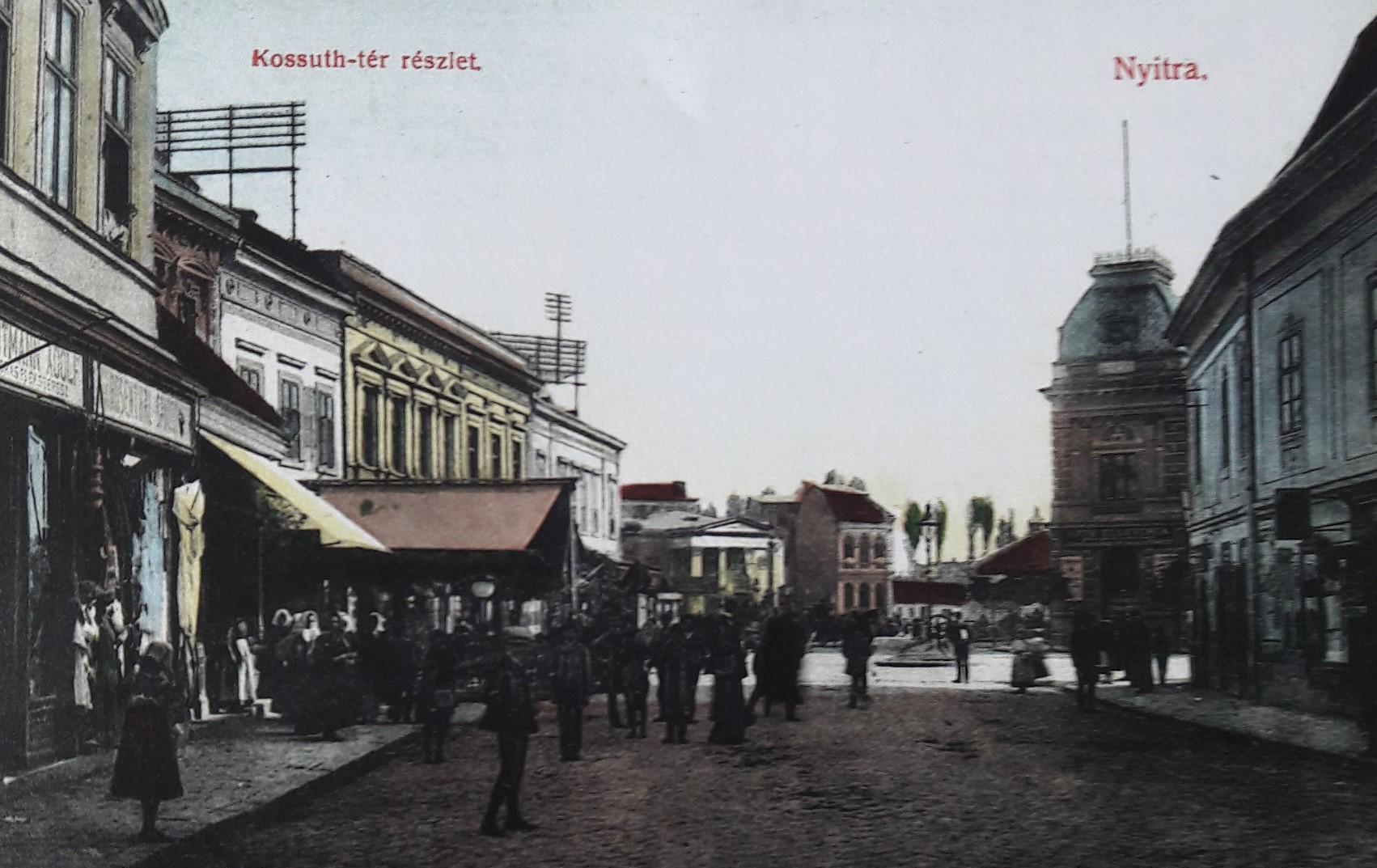 Kupecká_ulica_okolo_roku_1910_a