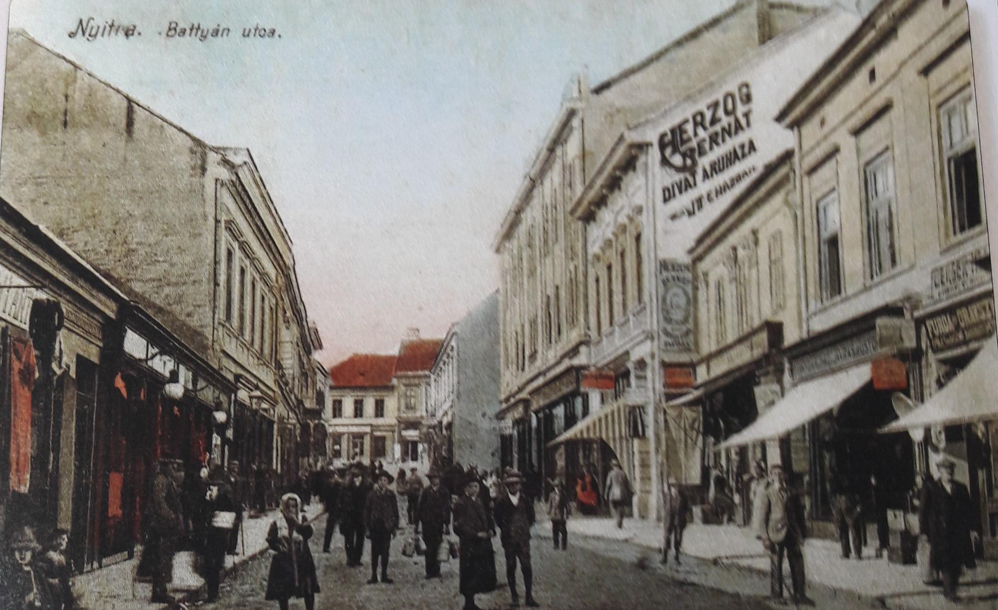 Kupecká_ulica_okolo_roku_1915_2