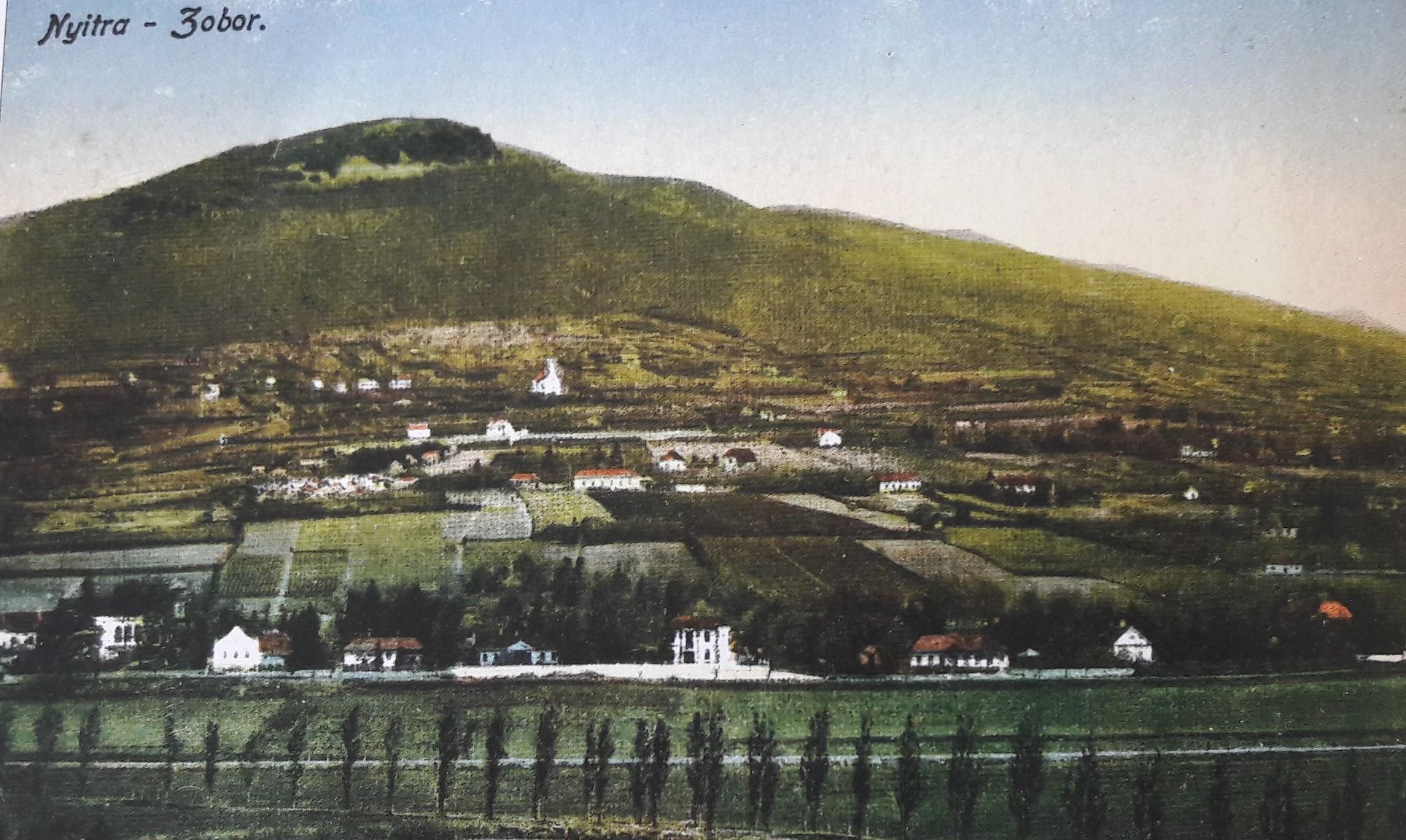 Zobor_v_roku_1915