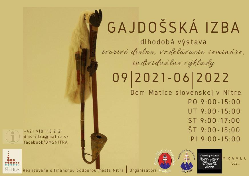 gajdošská_izba_dom_matice_slovenskej_nitra